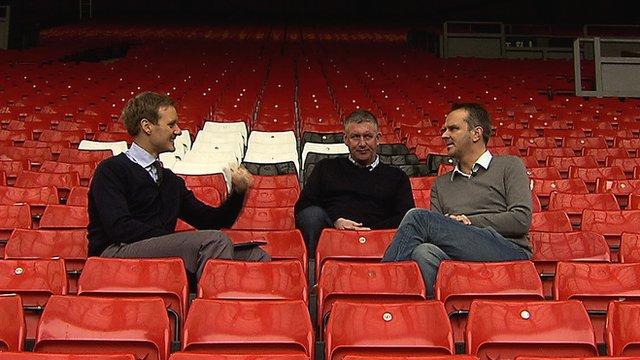 In a special edition of Football Focus Dan Walker presents the show from Anfield, home of Liverpool, the leaders of the English Premier League.