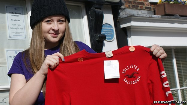 15-year-old Chloe from Hethersett buy an Ed Sheeran top