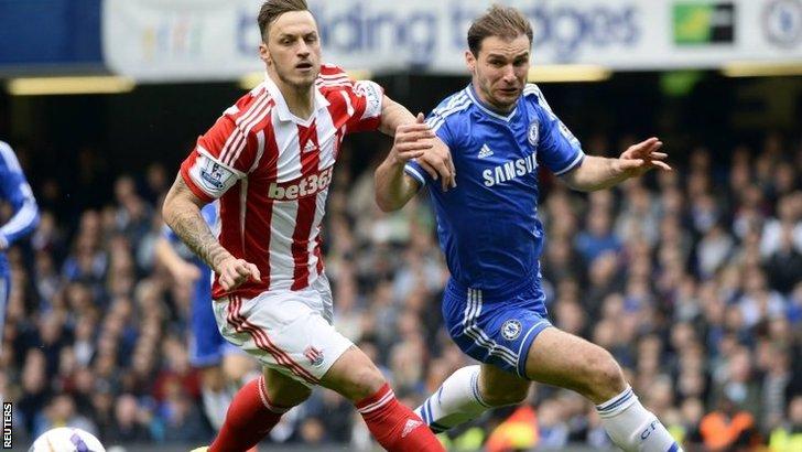 Chelsea 1-0 Stoke