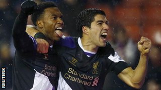 Sturridge and Suarez