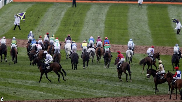 Grand National false start