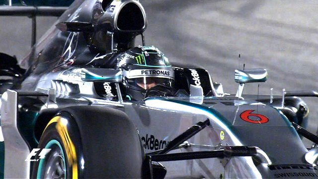 Bahrain Grand Prix qualifying highlights: Rosberg beats Hamilton to pole