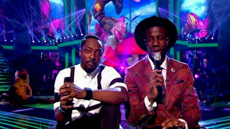 Jermain and will.i.am