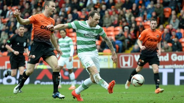 Highlights - Dundee Utd 0-2 Celtic
