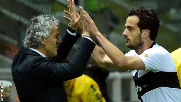 Parm 1-0 Napoli