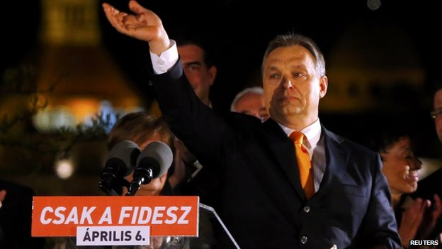 Viktor Orban (6 April 2014)