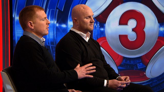 Match of the Day 3: Lennon and Hartson react to Hughton sacking