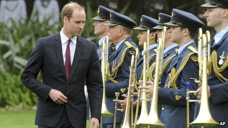 Prince William New Zealand