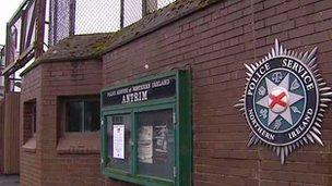 Antrim Police Station