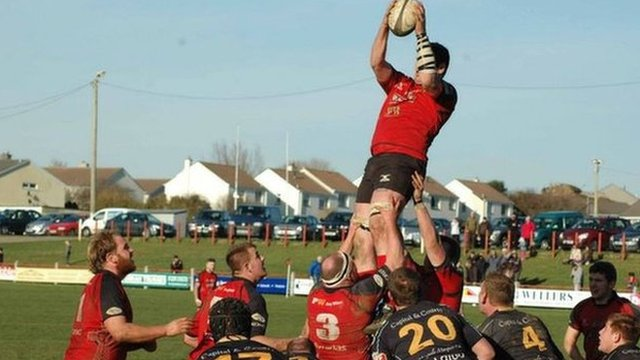 Redruth rugby