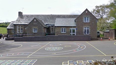 Michaelchurch Escley Primary school