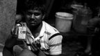 Sunil Tanti, a 21-year-old man, has lived in Delhi since he was a child