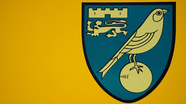 Norwich City news conference