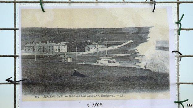 Birling Gap 1905