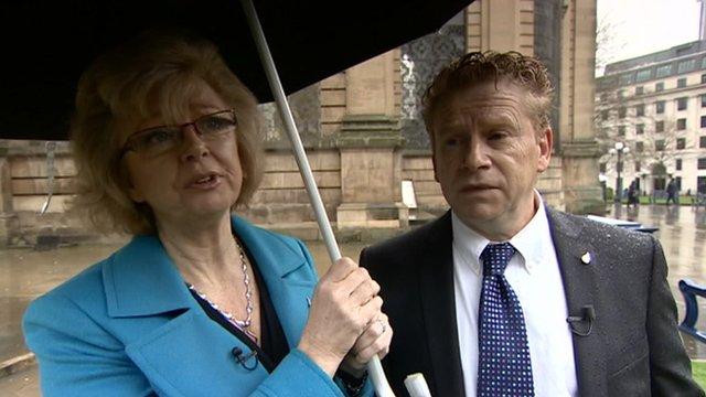 Julie and Brian Hamilton