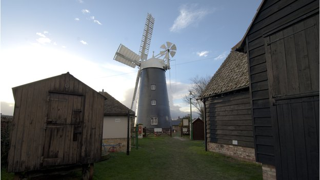 Burwell Mill