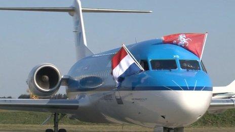 KLM Cityhopper