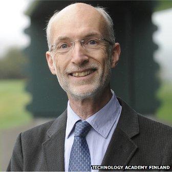 Prof Stuart Parkin