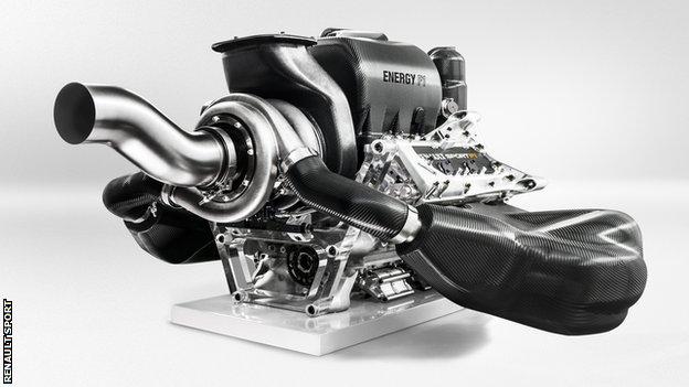 Renault 2014 V6