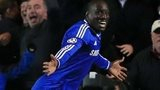 Demba Ba scores Chelsea's second