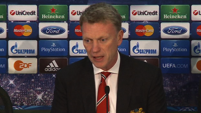 David Moyes promises strong Man Utd display against Bayern Munich