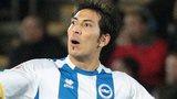 Brighton beat Leicester