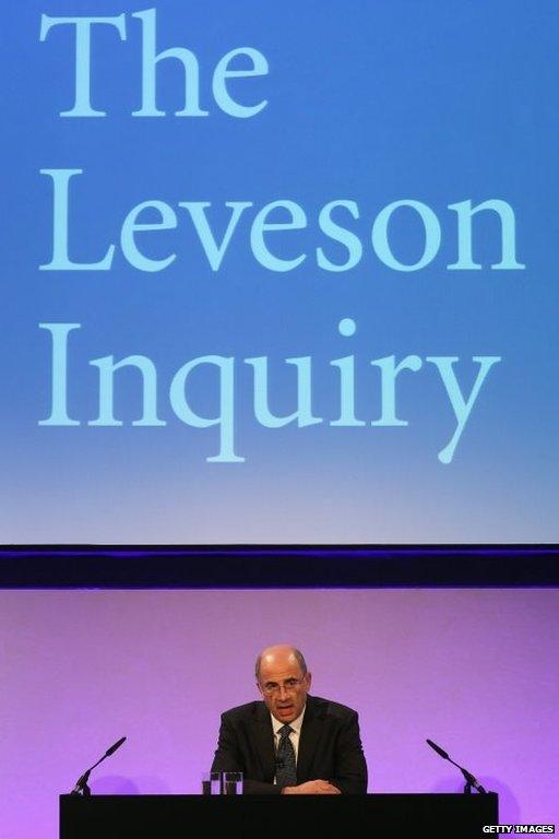 Leveson