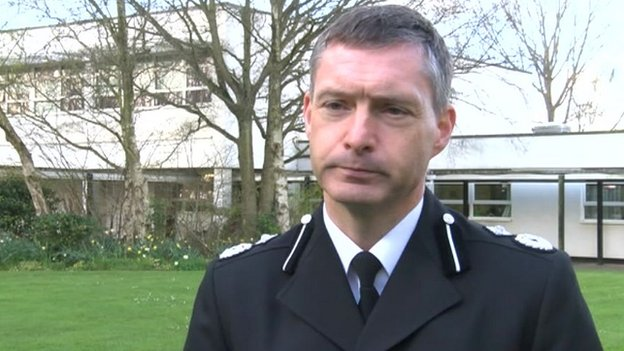 Deputy Chief Constable Bill Skelly