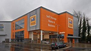 A Lok'n'Store depot in Maidenhead