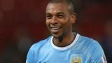Manchester City midfielder Fernandinho