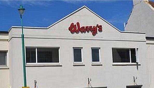 Warry's Bakery in Guernsey
