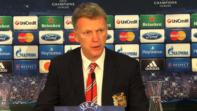 Bayern Munich 3-1 Man Utd: David Moyes says equaliser 'a crime'