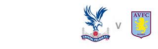Crystal Palace v Aston Villa