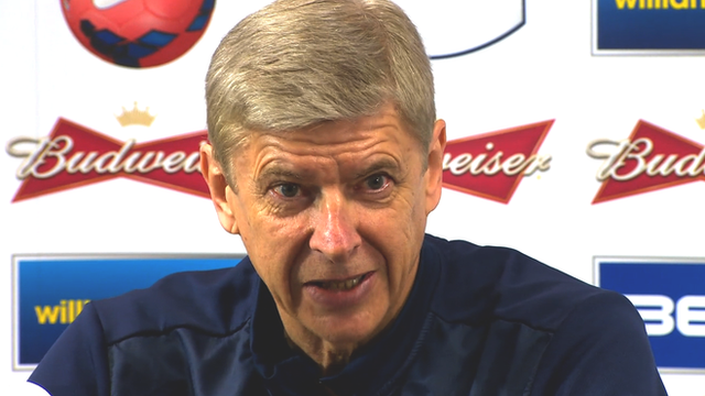 Arsene Wenger hoping victory will restore Arsenal confidence
