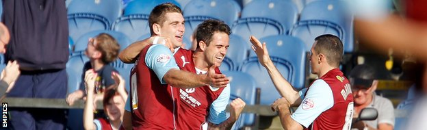 Sam Vokes and Danny Ings