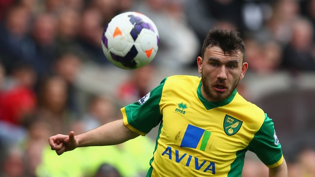 Fulham v Norwich: Robert Snodgrass calls for heroes