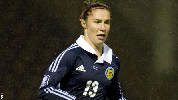 Scotland's Jane Ross