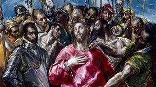 The Disrobing of Christ by El Greco