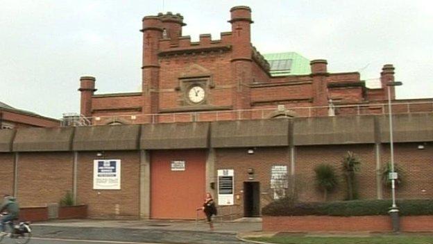 Hull Prison
