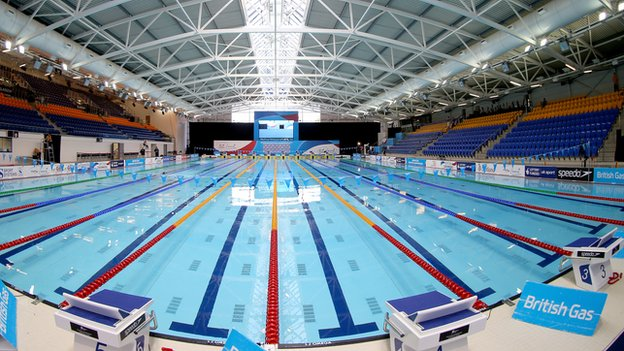 Bbc sport glasgow 2014 swimmer ryan west boosts wales - Glasgow city council swimming pools ...