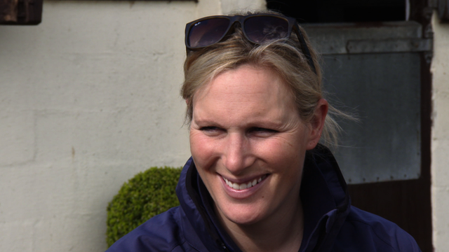 Olympic silver medallist Zara Phillips wants eventing gold at Rio 2016