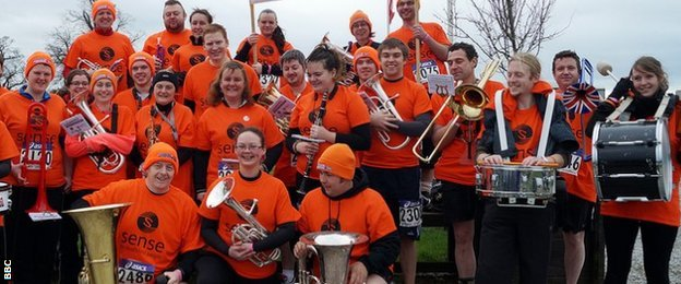 Huddersfield Marathon Band