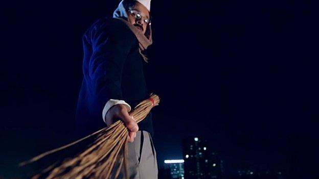 Arvind Kejriwal in Nayak2