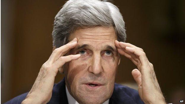 John Kerry (08/04/14)