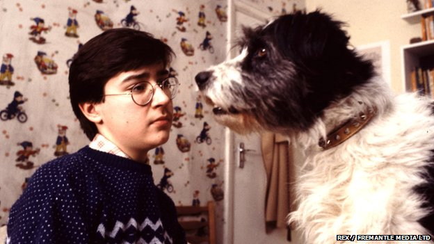 Gian Sammarco played Adrian Mole in the 1987 TV adaptation