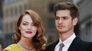Andrew Garfield plays the leading role and says his 10-year-old self could have only dreamed of....