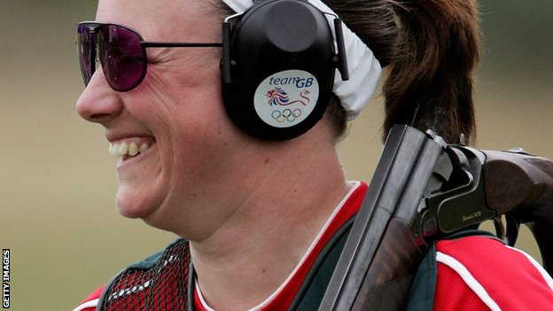 Sarah Wixey Shotgun World Cup silver