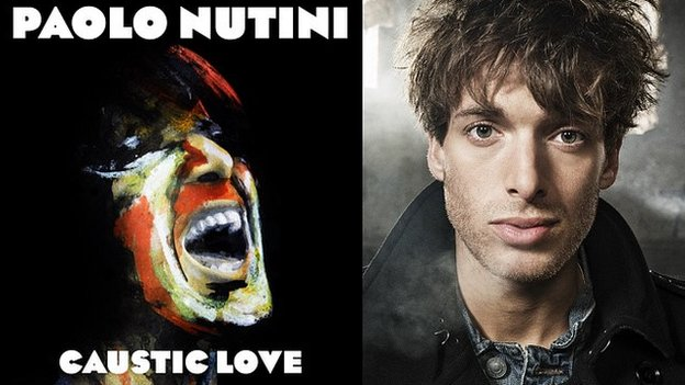 Paolo Nutini album cover (left)