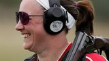 Sarah Wixey Shotgun World Cup silver