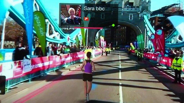 Digital marathon